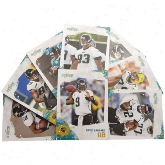 Jacksonville Jaguars 2010 Team Set