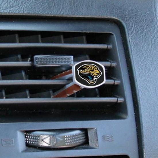 Jacksonville Jaguars 4-pack Vent Air Fresheners