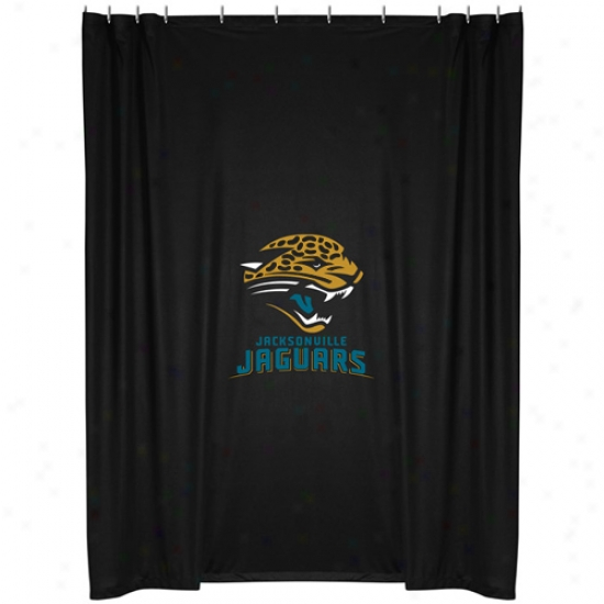 """""""jacksonville Jaguars 71""""""""x72"""""""" Shower Curtain"""""""