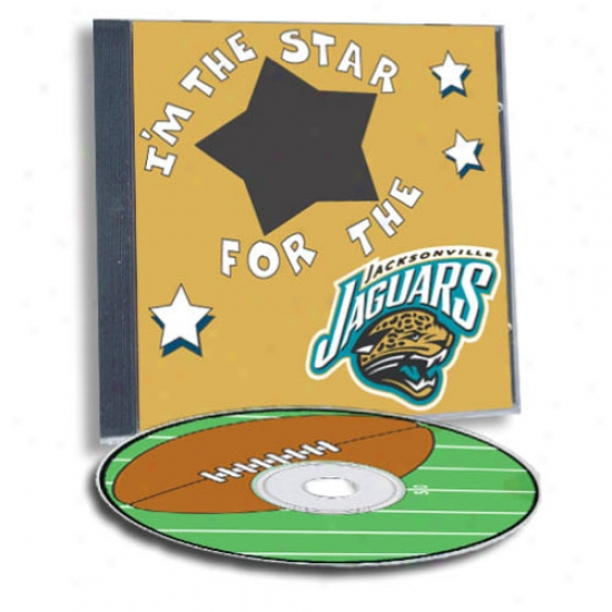 Jacksonville Jaguars Game Hero Custom Sports Cd