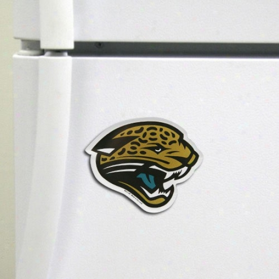 Jacksonville Jaguars High Definition Magnet