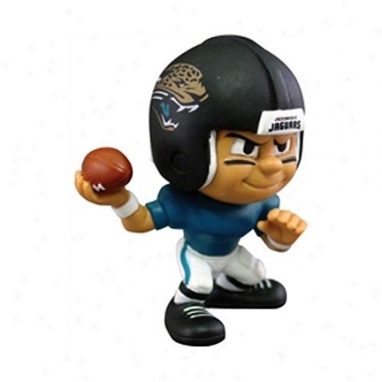 Jacksonville Jaguars Lil' Teammates Quarterback Figurine