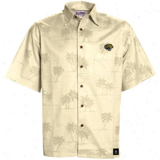 Jags Garments: Reyn Spooner Jags Nagural Scenic Button-up Shirt