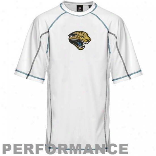 Jags Shirts : Jags Of a ~ color Swim Top Performance Shirts