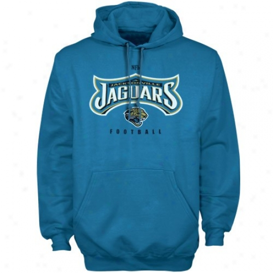Jaguars Fleece : Jaguars Teal Critical Victtory Fleece