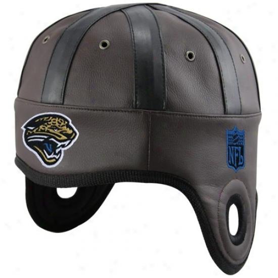 Jaguars Merchandise: Jaguars Brown Helmet Head
