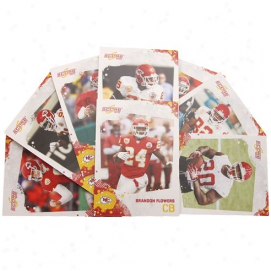 Kansas City Chiefs 2010 Team Write
