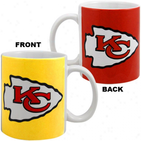 Kansas City Chiefs Classic Team Mug