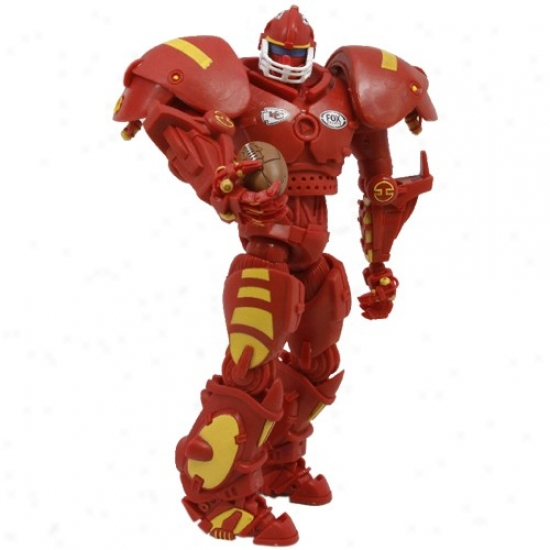 Kansas City Chiefs Fox Sports Cleatus The Robot Acting Figure