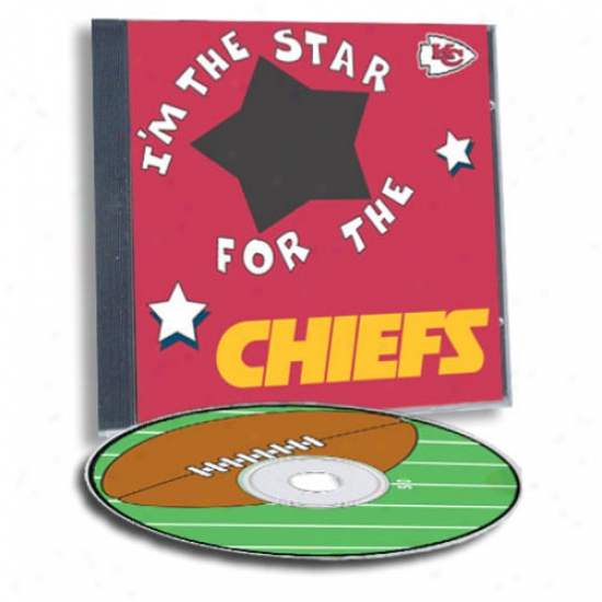 Kansas City Chiefe Game Hero Custom Sports Cd