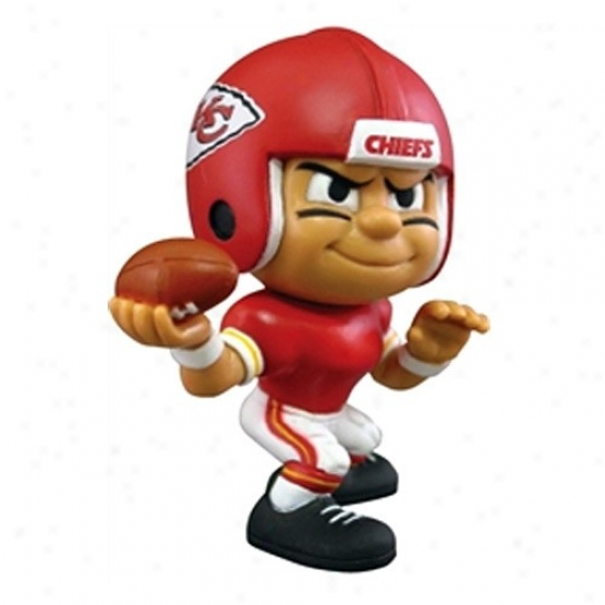 Kansas City Chiefs Lil' Teammates Quarterback Figurine