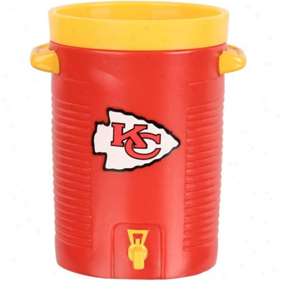 Kansas City Chiefs Water Cooler Tippling Cup