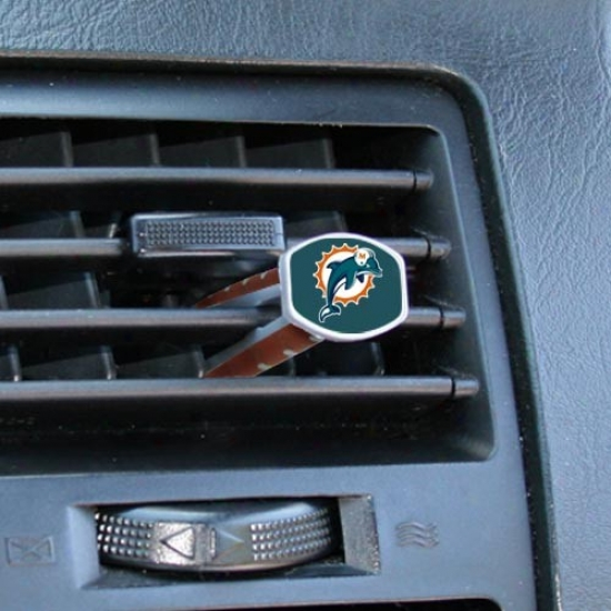 Miami Dolphins 4-pack Vent Air Fresheners