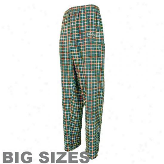 Miami Dolpnins Aqua Gameplay Big Sizes Flannel Pants