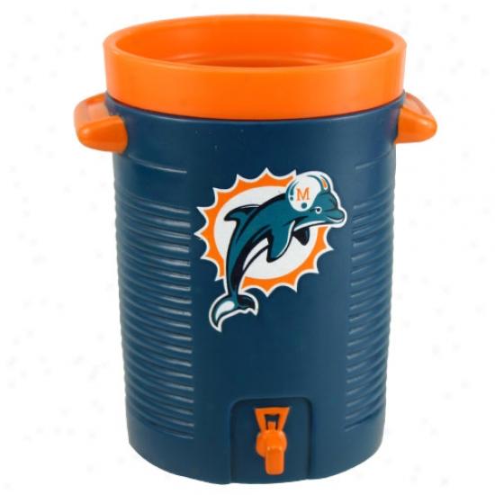 Miami Dolphins Aqua Water Cooler Cup