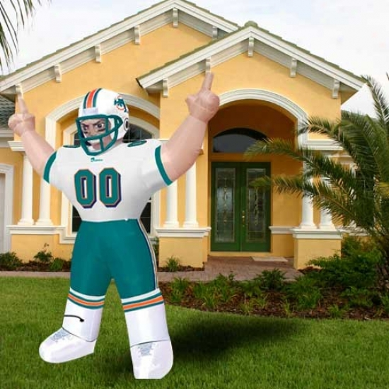 Miami Dolphins Inflatable Player