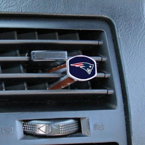 New England Patriots 4-pack Vent Atmosphere Fresheners
