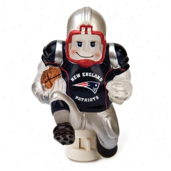New England Patriots 5-inch Running Back Night Light