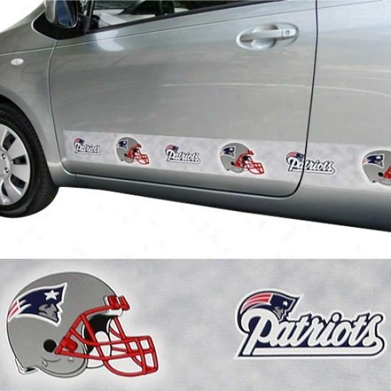 New England Patriots Car Rebuke Loadstone