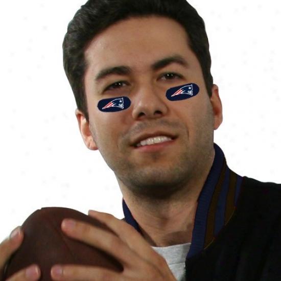 New England Patriots Decorative Eye Strips
