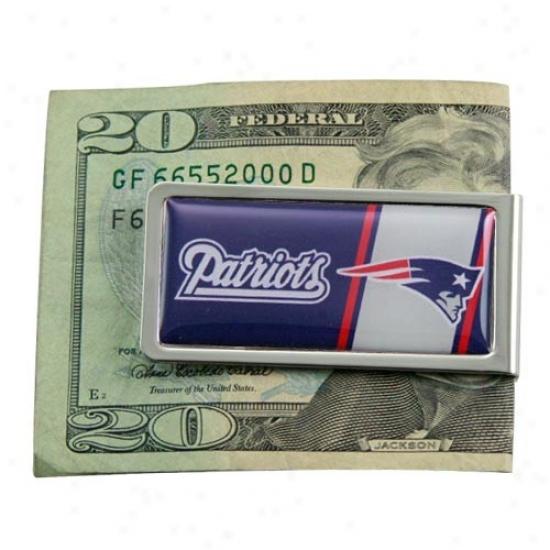 New England Patriots Nfl Wealth Clip