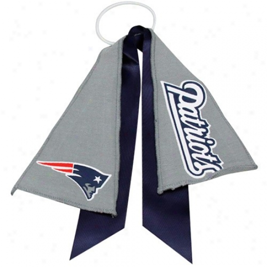 New England Patriots Ponytail Holder