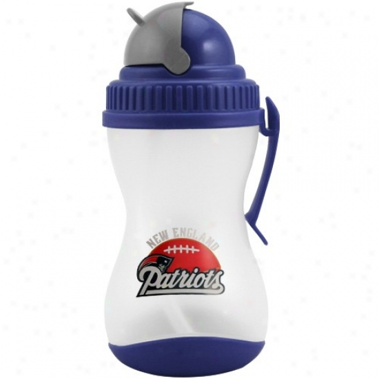 New England Patriots Sport Sipper With Belt Quantity sheared