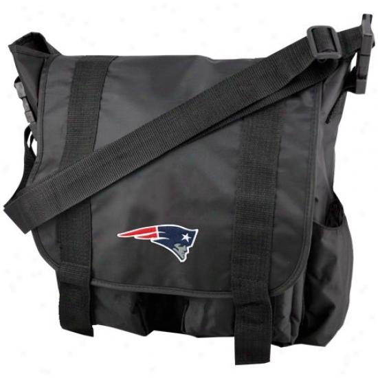 New England Patriots Team Logo Diaper Sack