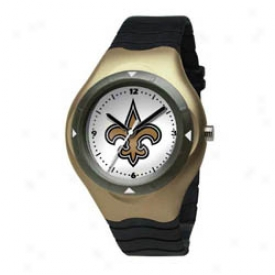 New Orleans Saint Wrist Watch : New Orleans Saint Prospect Wrist Watch