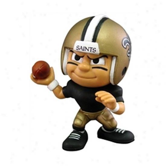 New Orleans Saints Lill' Teammates Quarterback Figurine