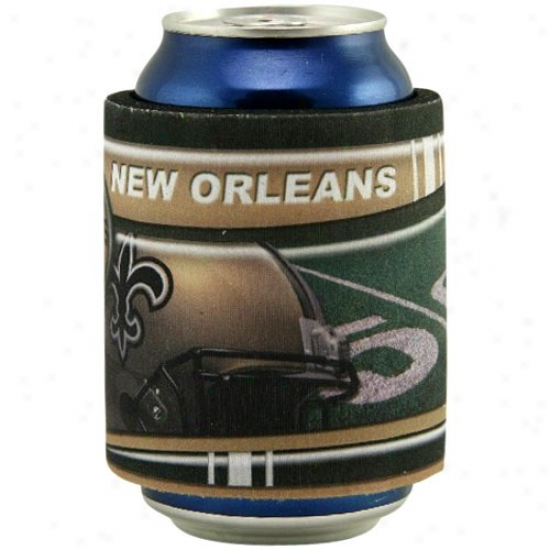 New Orleans Saints Slap Wrap Can Cooli