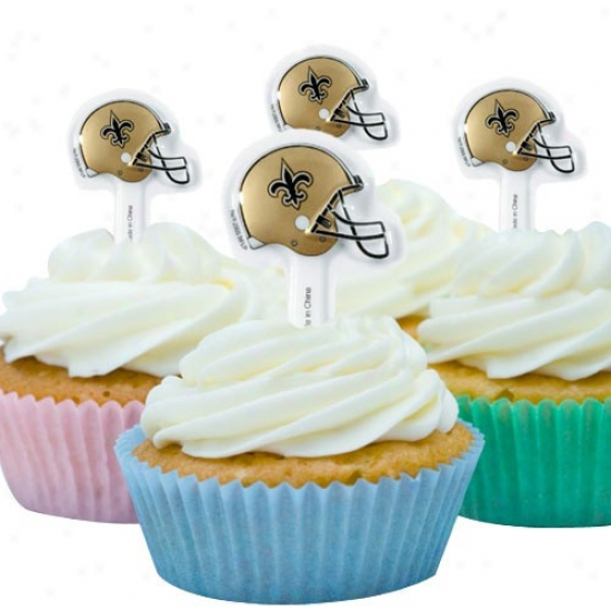 New Orleans Saints Team Helmet Party Pics