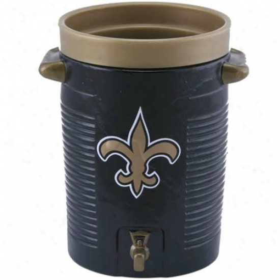 Just discovered Orleans Saints Water Cooleer Drinjing Cup