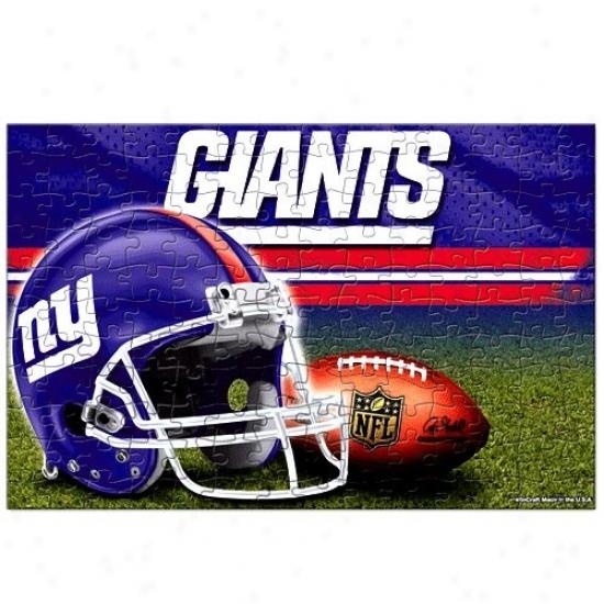 New York Giants 150-piece Team Puzzle
