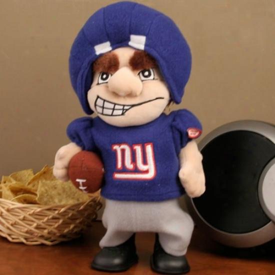 New York Giants Dancing Team Halfback