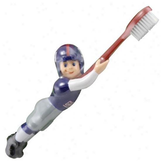 New York Giants Football Player Toothbrush