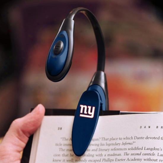New York Giants Led Book Light