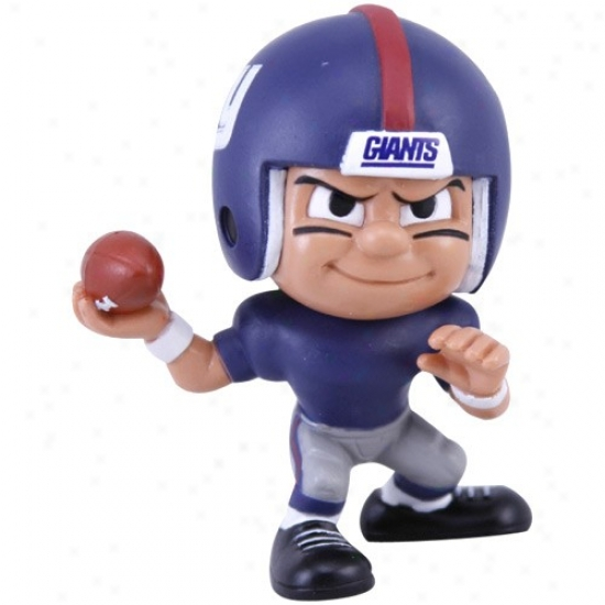 New York Giants Lil' Teammates Quarterback Figurine