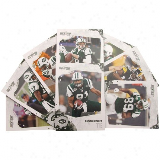 New York Jets 2010 Team Set