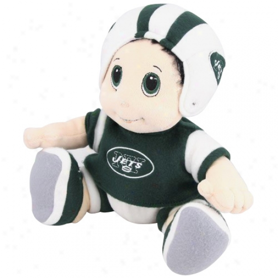"""new York Jets 9"""" Plush Mascot"""