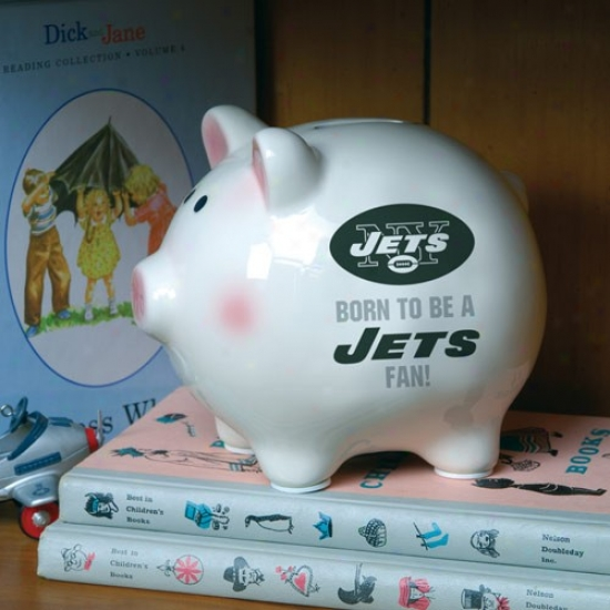 New York Jets Born To Be Piggy Bank