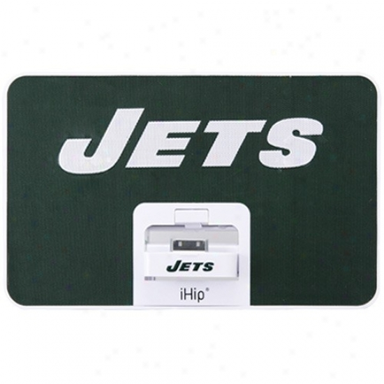 New York Jets Elegant Idock Speaker