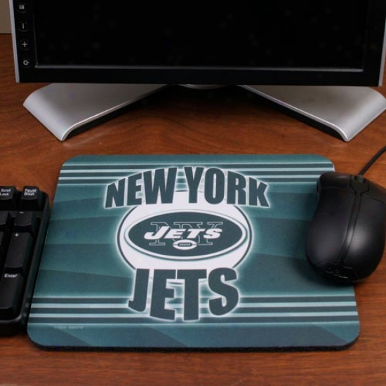 Recent York Jets End Zone Mousepad
