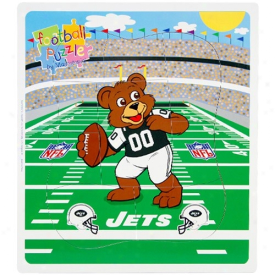 New York Jets Foltball Puzzle