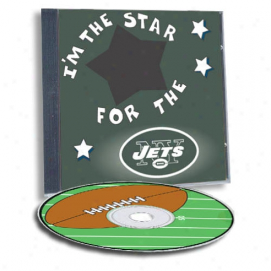 New York Jets Game Hero Custom Sportw Cd