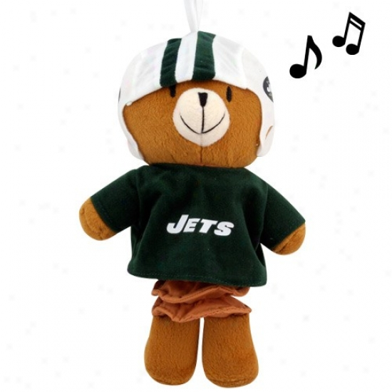 New York Jets Pull-down Mascot