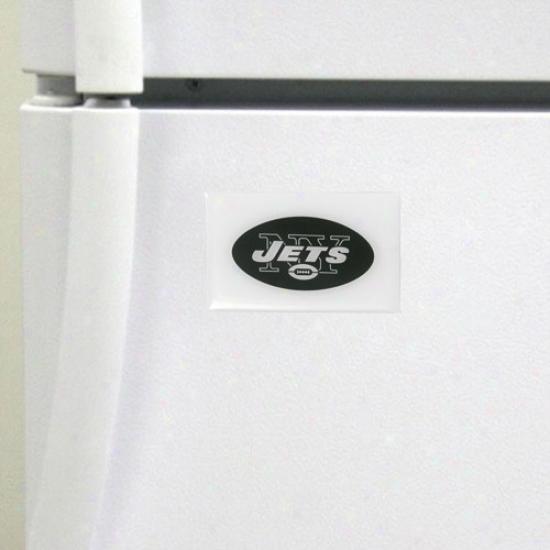 New York Jets Team Logo Magnet