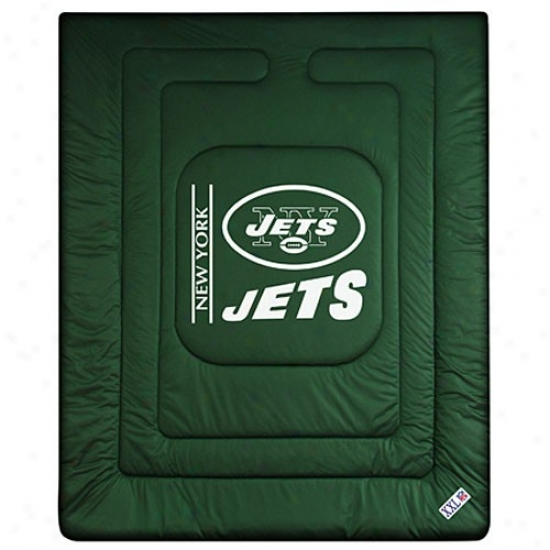 New York Jets Twin Size Locker Room Paraclete