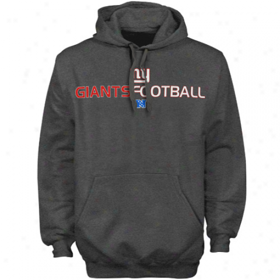 N Giants Stuff: Ny iGants 1st And Goal Iii Hoody Sweatshiet