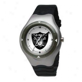 Oakland Raoder Wrist Watch : Oakland Raider Prospect Wrist Watch